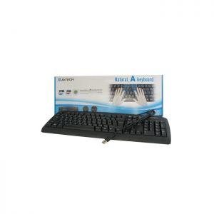 A4 KB-720A USB BLACK