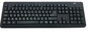 Клавиатура SKB558 USB