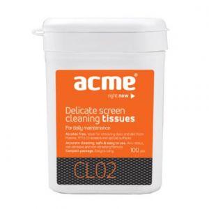 Почистващи кърпички за екран Acme CL02