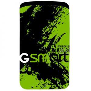 """Калъф за смартфон KGSS 01 GSMART SPLASH 5"""" 2Q000-0000-SPALSH"""