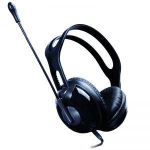 Слушалки MICROLAB K280 black