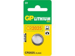Батерия GP CR2025 3V