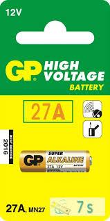 Батерия GP 27A MN27 12V