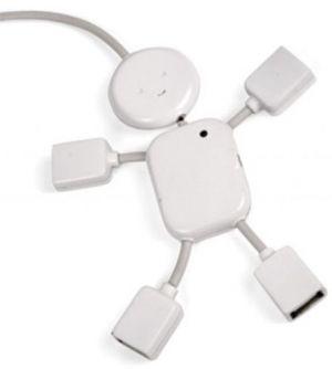 HUB USB 4 port
