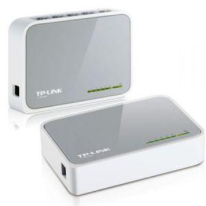 Мрежови превключвател TP LINK TL-SF1005D 5 PORT