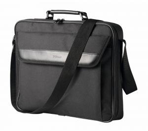 """Чанта за преносим компютър TTRUST Atlanta Carry Bag for 16"""" laptops - black"""