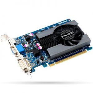 nno3D Video Card GeForce GT730 4GB SDDR3 128-bit 700 1066 DVI+VGA+HDMI FAN