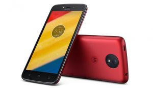 MOTO C+ DS RED PA800046RO