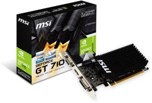 VGA MSI GT710 1GB 64B PCI-E