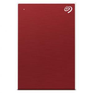 Преносим твърд диск  EXT 1TB SG BACKUP+SLIM RED