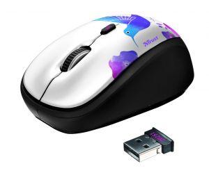 Мишка, TRUST Yvi Wireless Mouse - bird 20251