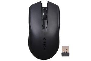 Безжична мишка A4TECH G3-760N, черен - A4 G3-760N V-TRACK WL /BLACK