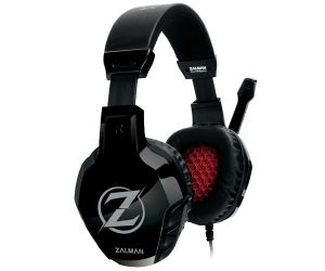 Zalman Геймърски слушалки Headphones with mic Gaming ZM-HPS300
