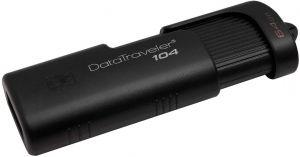 Флаш памет 64GB KINGSTON DT104 USB