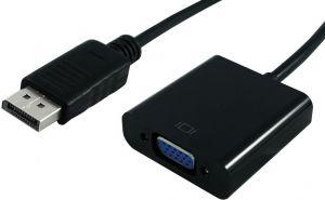 Видео конвертор, DisplayPort M - VGA F