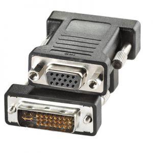 Преходник DVI M/VGA F