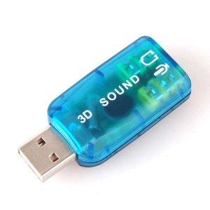 Звукова карта Sound card USB