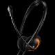 Слушалки с микрофон  CANYON CNS-CHS01BO